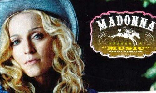 "19 Septiembre de 2000 – Madonna edita ""Music"""