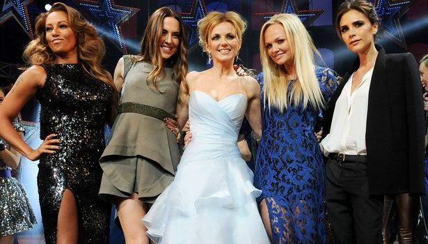 Será posible que vuelvan las Spice Girls